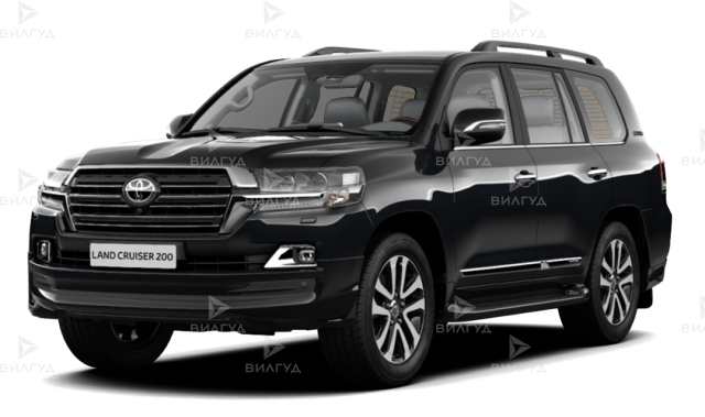 Диагностика ошибок сканером Toyota Land Cruiser в Балашихе